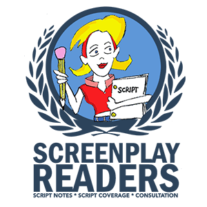 Screenplay Readers Logo