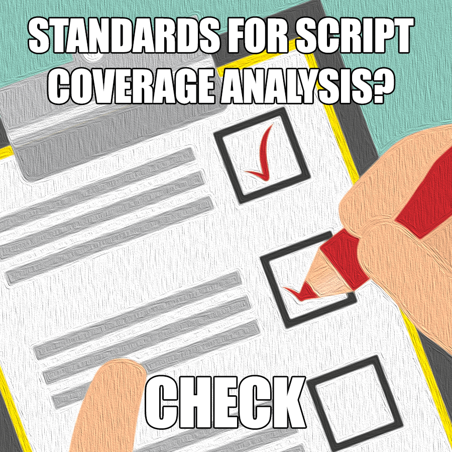 script coverage standards